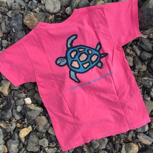 VINP Turtle Pink Youth T-Shirt