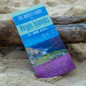 The Hiker's Guide to the Virgin Islands National Park Map