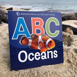 ABC Oceans. By American Museum of Natural History