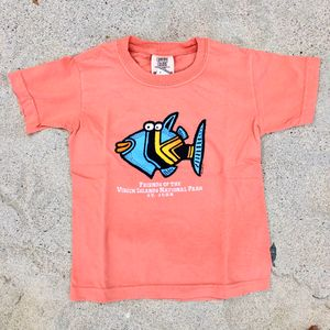 Friends Fish Orange Youth T-Shirt