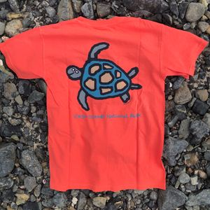 VINP Sea Turtle Coral Adult T-Shirt