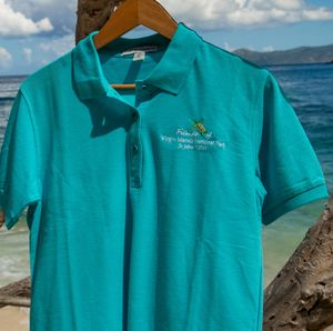 Friends Ocean Womens Polo Shirt