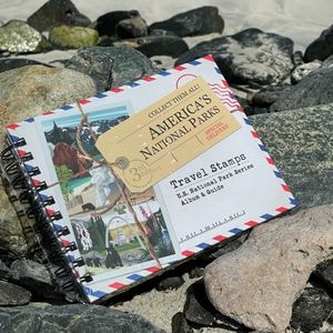 US National Park Series Album & Guide