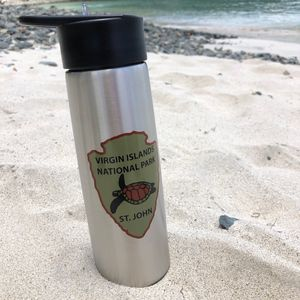 VI National Park 24oz Water Bottle
