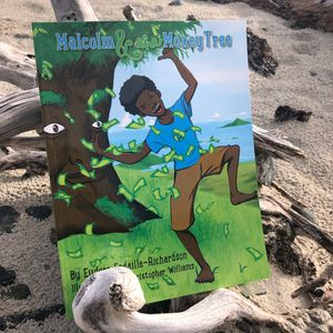Malcolm & The Money Tree. By Eudora Esdaille-Richardson