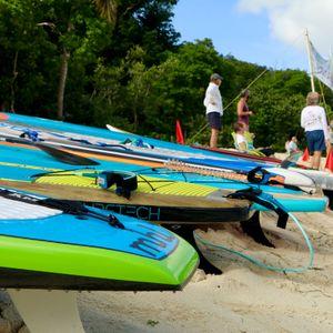 Paddle The Park SUP Board/Kayak Rental