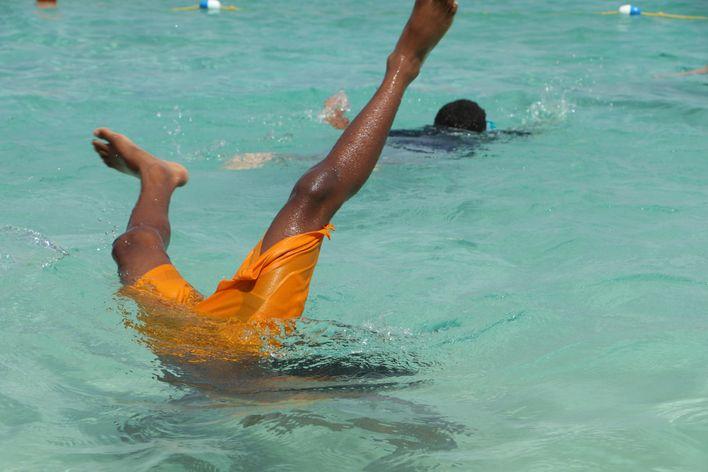 Diana's Virtual Power Swim Fundraiser