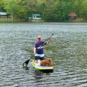 John Nozell Paddle The Park STJ
