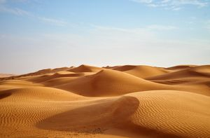 SHIFTING SANDS & POLITICAL ALLIANCES IN THE MIDDLE EAST