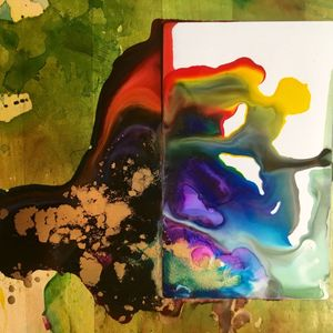 Sept 26 - FREE CLASS: Alcohol Ink Painting
