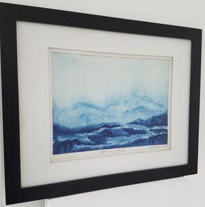 Blue Sea Morning