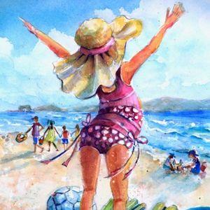 Jan 16 - FREE CLASS: Beginning Watercolor