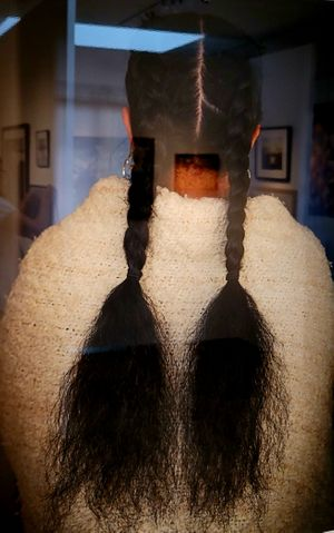 Juanita/Facing Ourselves: Carpinteria