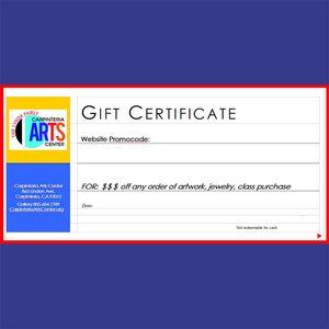 Giftcard Promocode