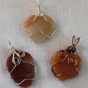 Jan 29 - FREE CLASS: Valentine Heart Jewelry