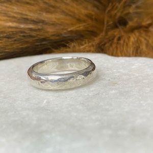Alicia Silver Ring