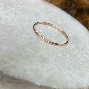 Alicia Rose Gold Ring