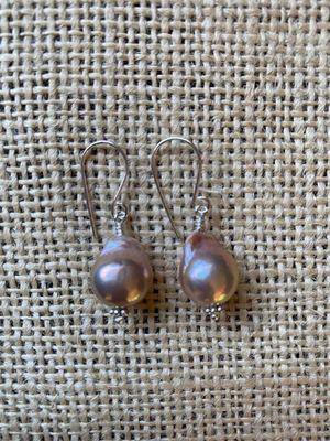 Freshwater Pearl Earrings