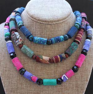 FREE CLASS: Fabric Bead Jewelry