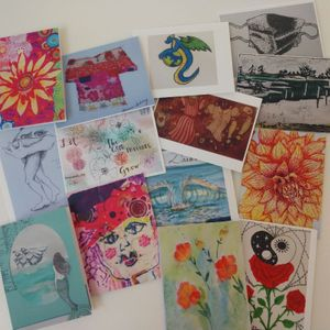 Pack of 10 Notecards