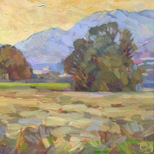 Nov 6: Plein Air Painting at the Bluffs