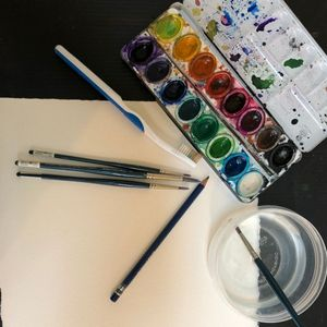 Nov 13 & 14: Beginning Watercolor