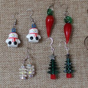 Dec 11: Holiday Earrings and More!