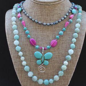 Nov 13 & 20: Jewelry: Beautiful Knotting Techniques