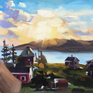 Color and Light in Landscapes - Oil Painting with Sharon Schock: March 7