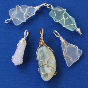 Stone Wrapping Techniques for Beginners: A Jewelry Workshop: March 14