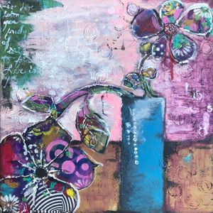 Stratum of Colors, Stencils and Paste: May 9 & 10