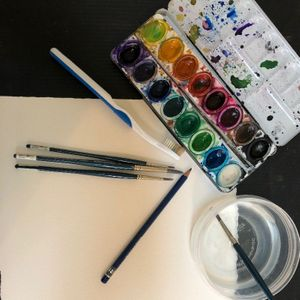Beginning Watercolor Painting: A Weekend Workshop: May 30 & 31