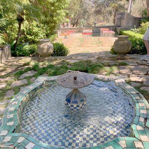 Oct 6: Casa Del Herrero, Montecito