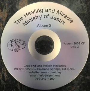 Healing & Miracle Ministry of Jesus Part 2 Teaching 2 of 5