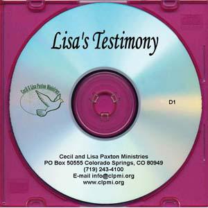 Lisa's Testimony