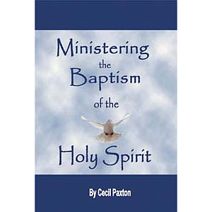 How to Minister the Baptism of the Holy Spirit
