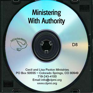 Ministering with Authority