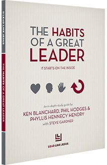 The Habits of a Great Leader