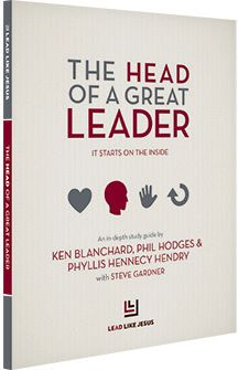 The Head of a Great Leader