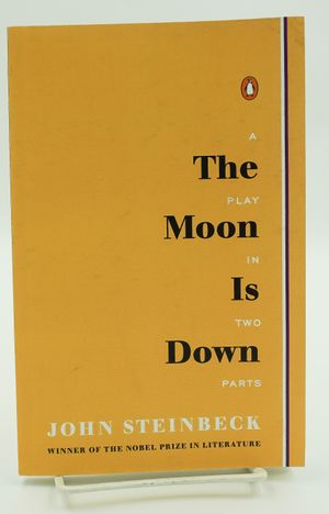 The Play: The Moon is Down