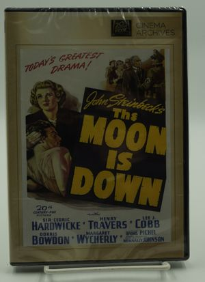 The Moon is Down DVD