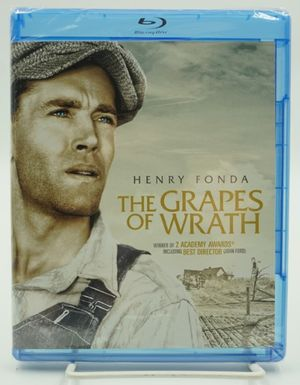Grapes of Wrath blu-ray