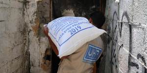 Flour For Palestinian Refugees