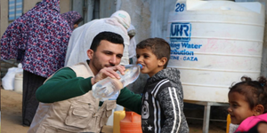 Water For Gaza