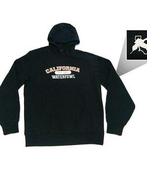 CWA Varsity Sweatshirt Black
