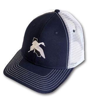 Blue Mesh CWA Hat