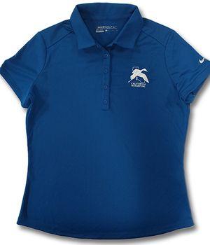 Blue Nike Women's Shirt