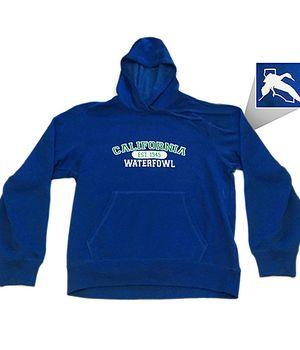 CWA Varsity Sweatshirt Royal Blue
