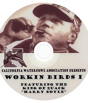 Harry Boyle, Workin' Birds DVD