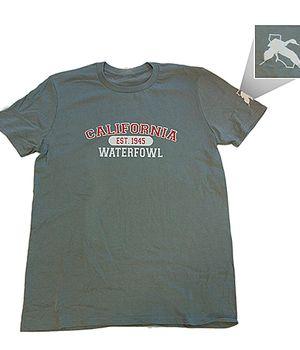 CWA Varsity T-shirt Storm Gray